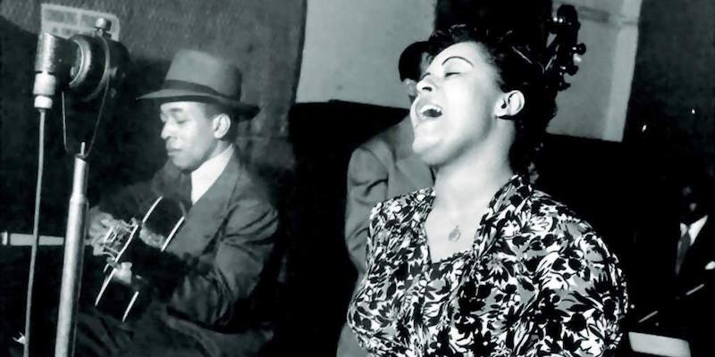 top 50 protest songs Billie Holiday