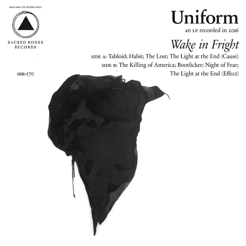 Uniform Wake in Fright review