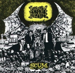 essential stunt songs Napalm Death