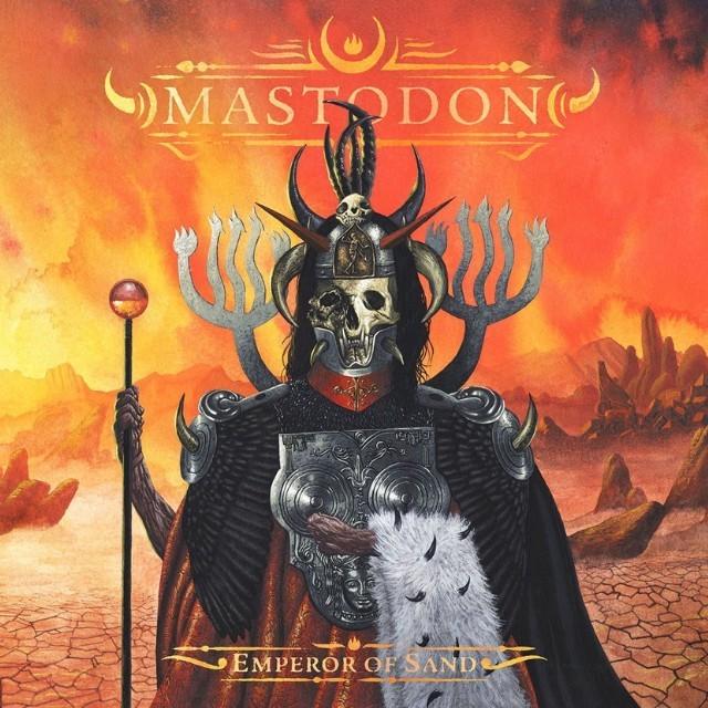 best songs of 2017 Mastodon
