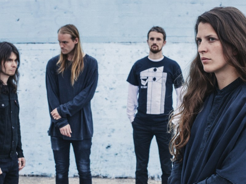 Oathbreaker 2017 tour dates