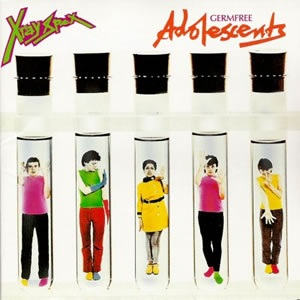 top 150 best albums of the 70s X-Ray Spex