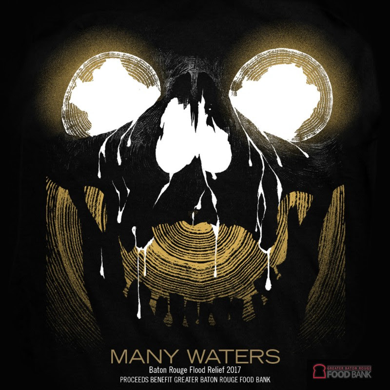 Many Waters benefit compilation