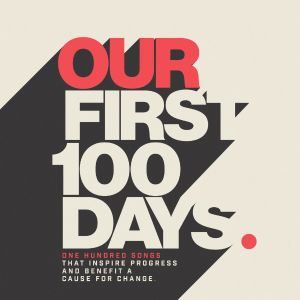 Our First 100 Days compilation