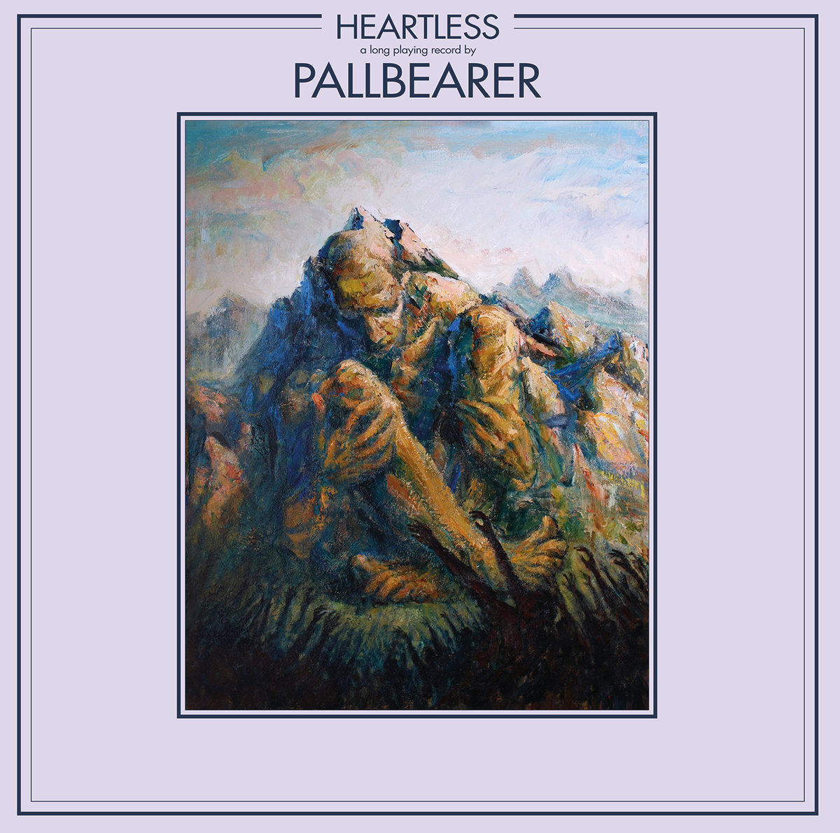 Pallbearer Heartless new track Thorns