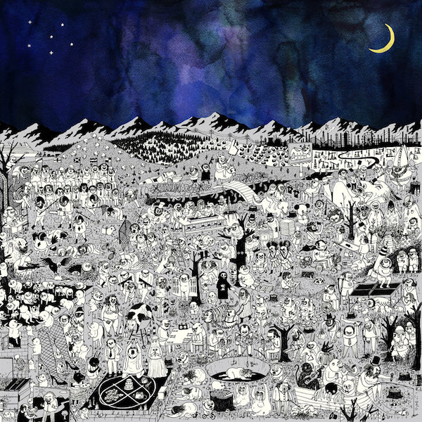 Father John Misty new album