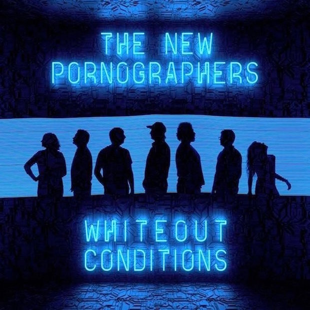 New Pornographers new album Whiteout Conditions