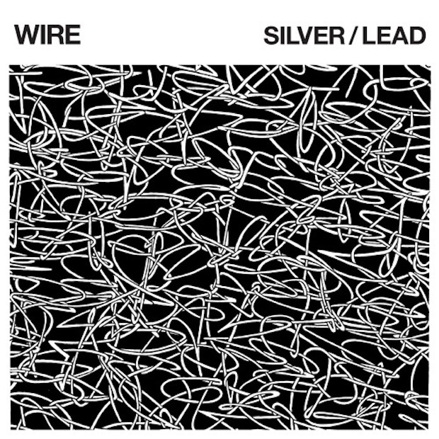 Wire new album Silver/Lead