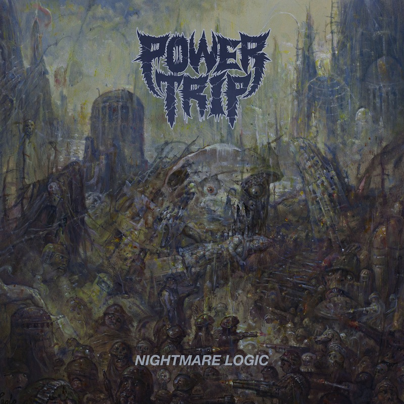 Power Trip Nightmare Logic review