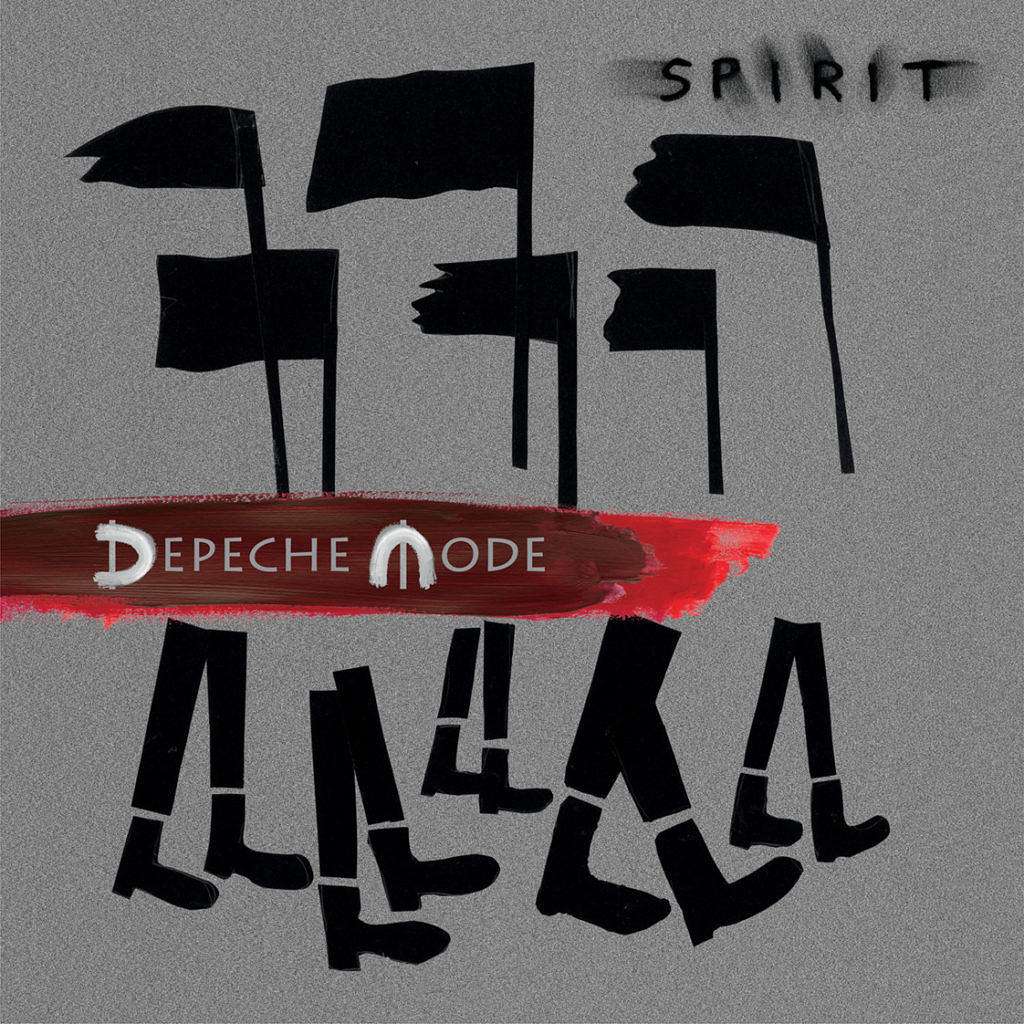 Depeche Mode new album Spirit