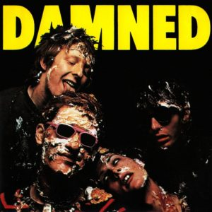 The Damned debut album reissue