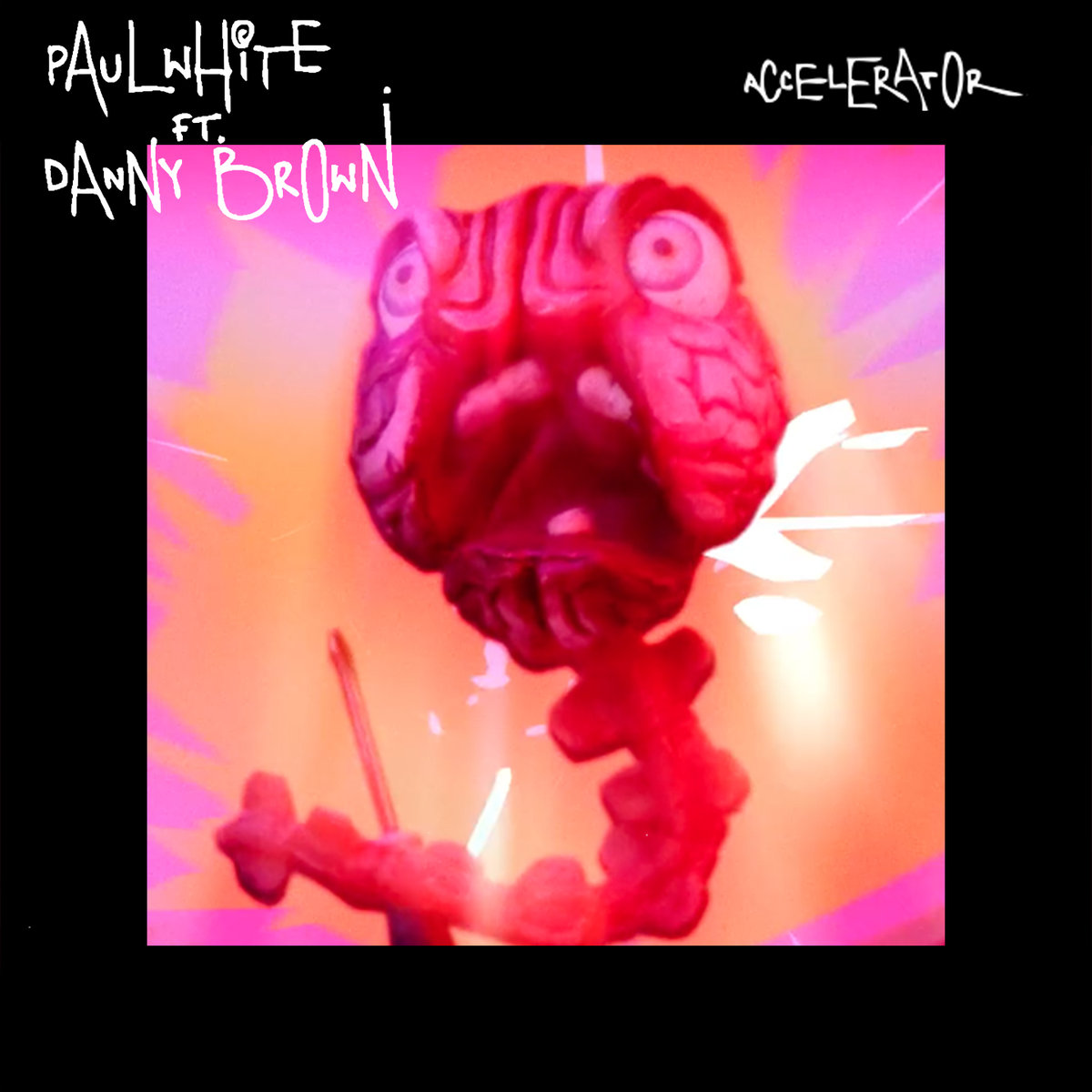 Danny Brown new EP Accelerator