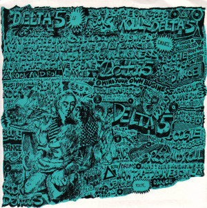 best dancepunk tracks Delta 5