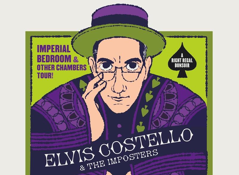 Elvis Costello tour dates