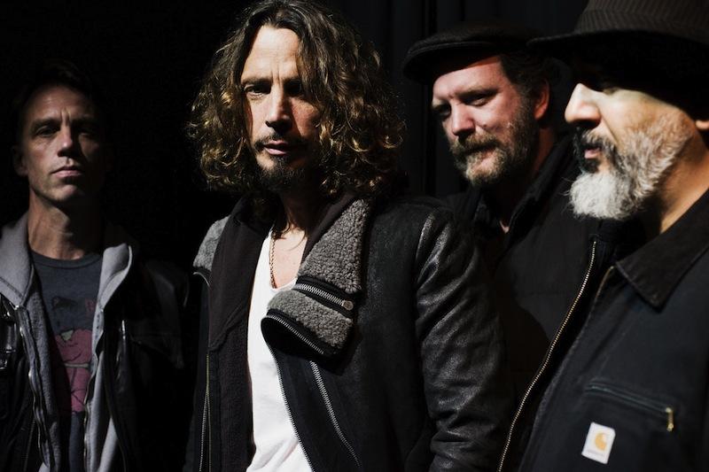 Soundgarden tour dates