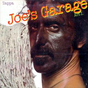 dystopian albums Frank Zappa