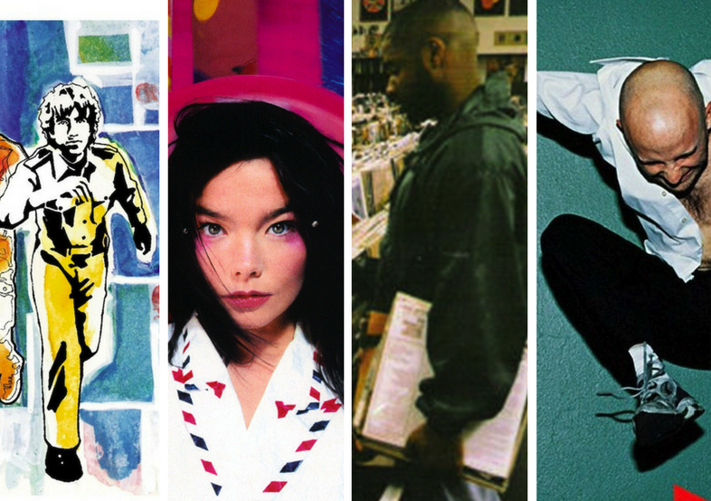 the best electronic albums of the 90s