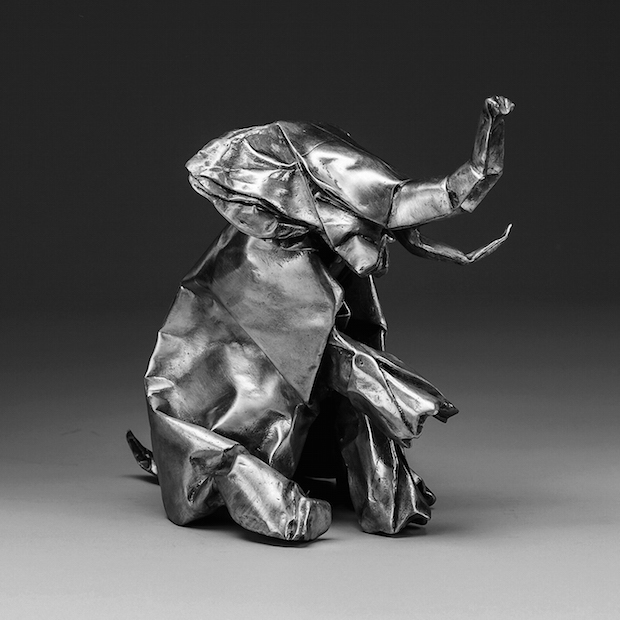 JLin new album black origami
