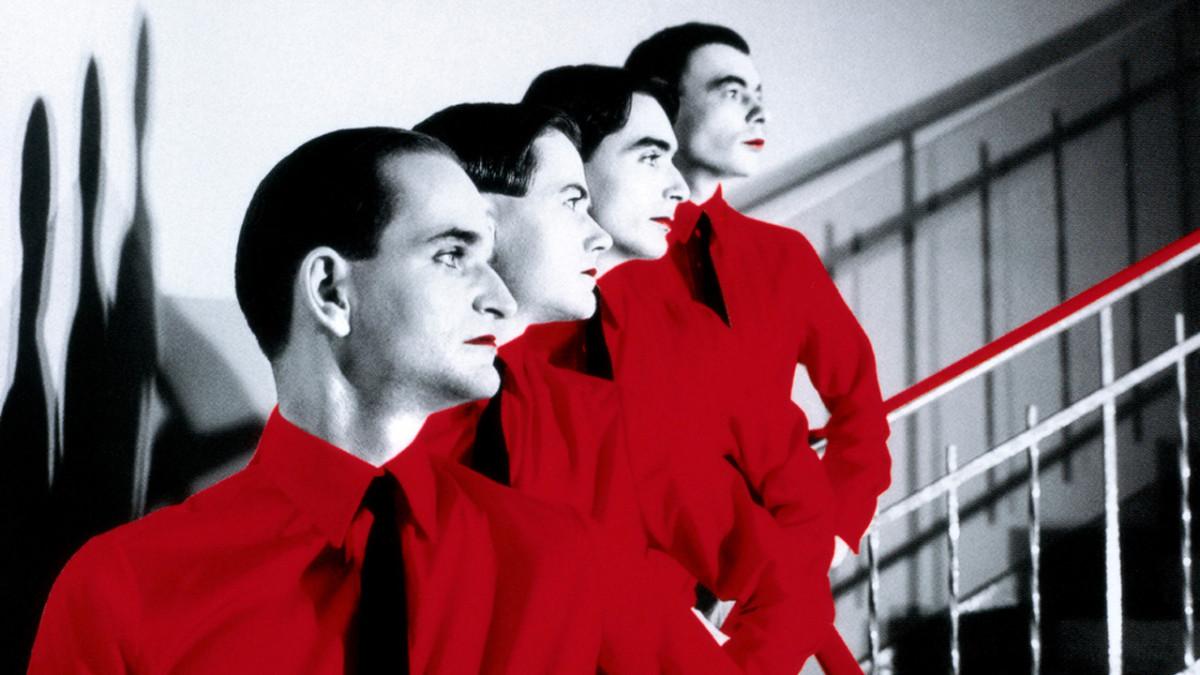 Kraftwerk-Band