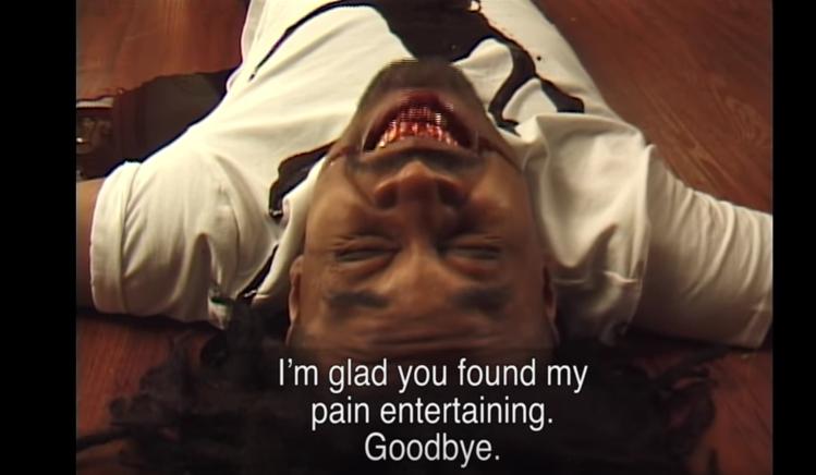 Danny Brown Ain't It Funny video