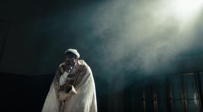 Kendrick Lamar Humble video