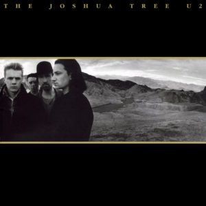 best U2 songs Joshua Tree