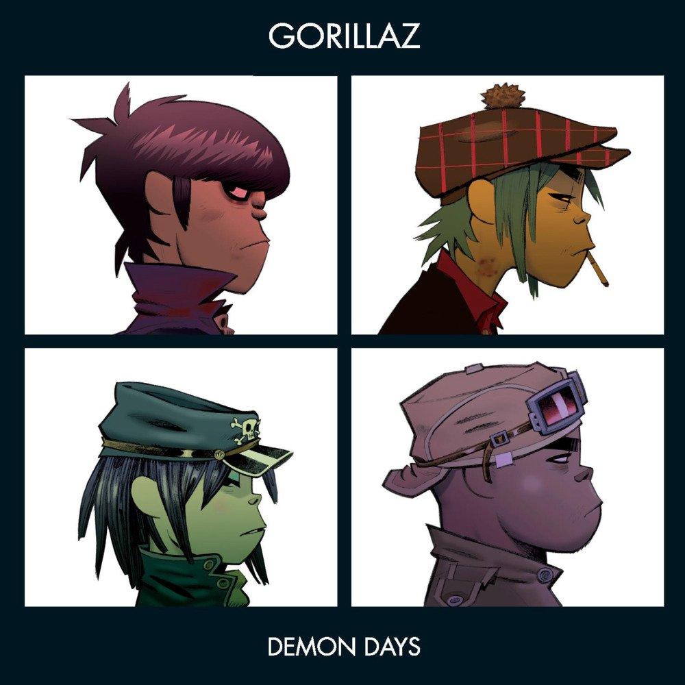Gorillaz Announce Demon Days Reissue