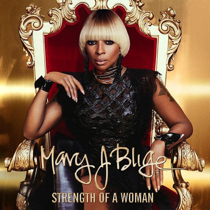Mary J. Blige new album