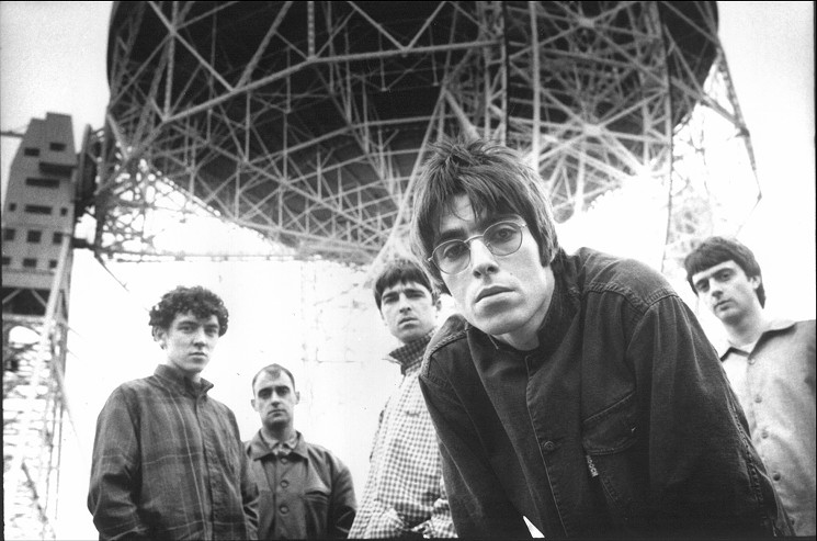 Oasis Live forever 1995