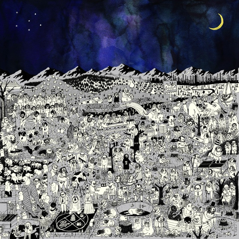 story life music reviews father john misty pure comedy