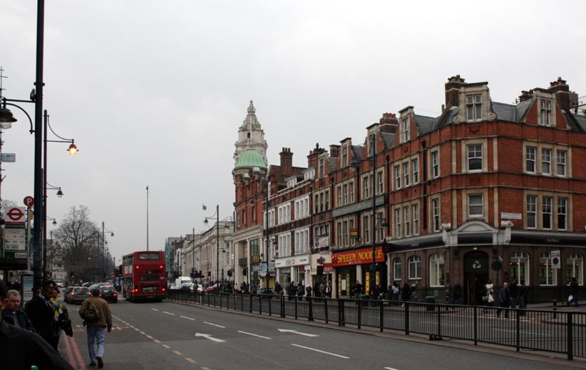 The Clash London Brixton