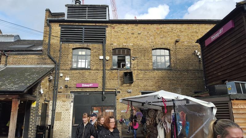 The Clash London Camden