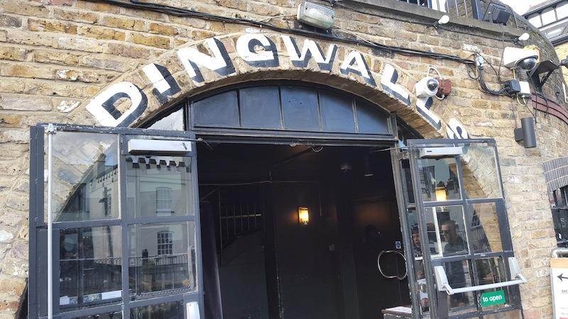 The Clash London Dingwalls