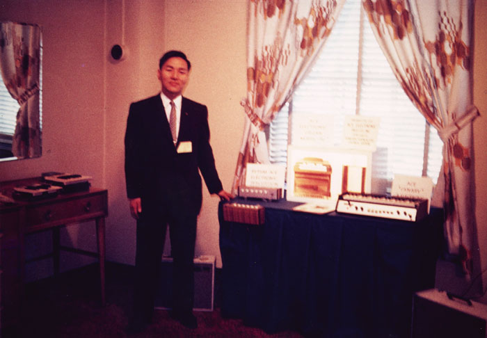 RIP Ikutaro Kakehashi