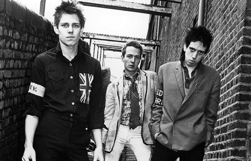 The Clash's London