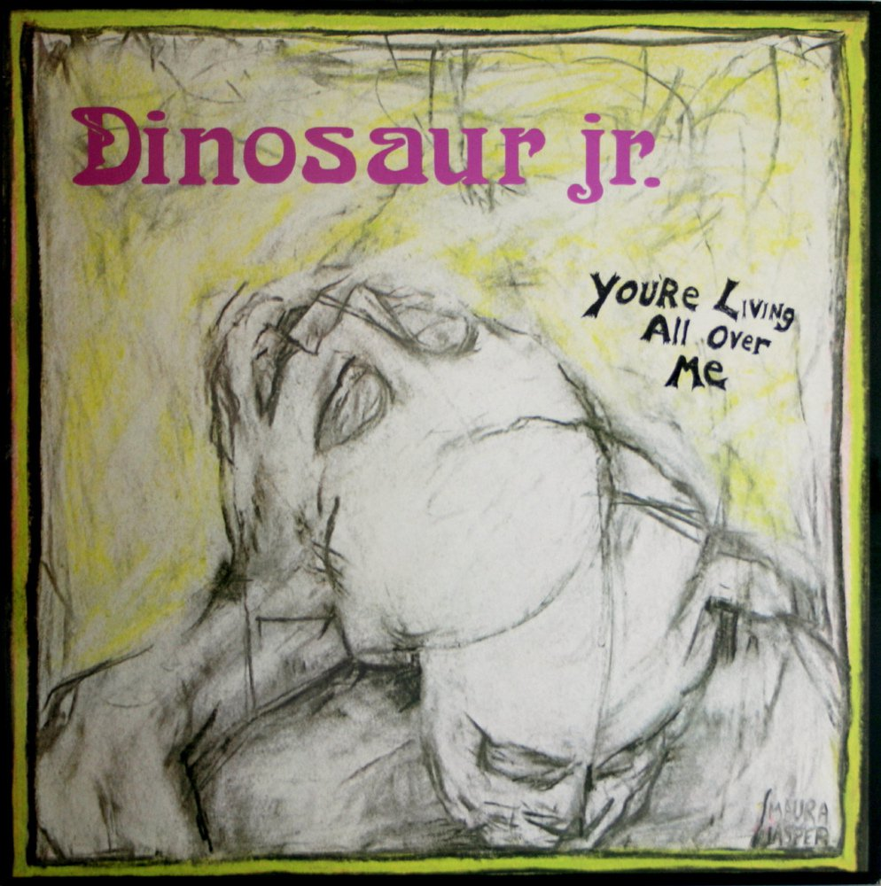 Dinosaur Jr. You're Living All Over Me review
