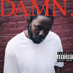 Kendrick Lamar new album DAMN.