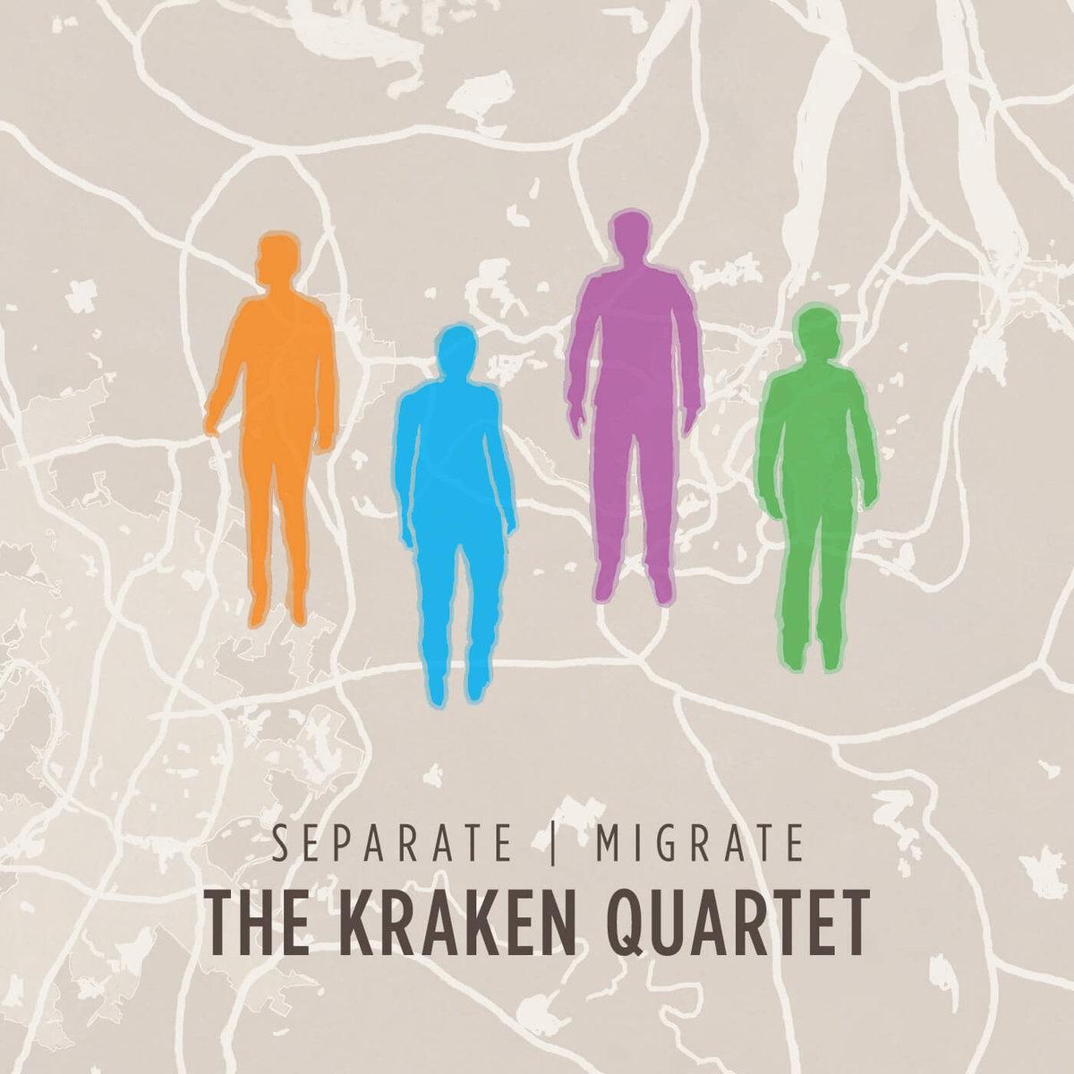 Kraken Quartet premiere