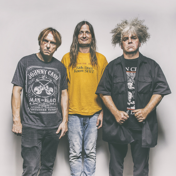 Melvins tour dates new album