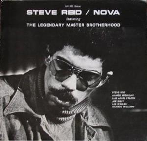 essential spiritual jazz albums Steve Reid