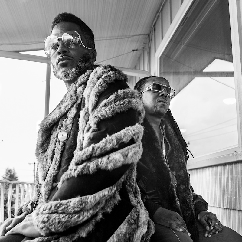 Shabazz Palaces new album