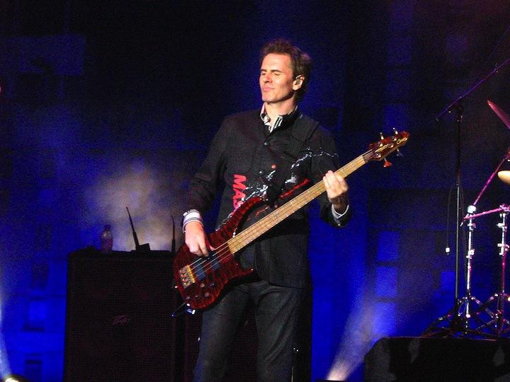 best bassists John Taylor