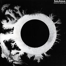 albums that start with a cover Bauhaus
