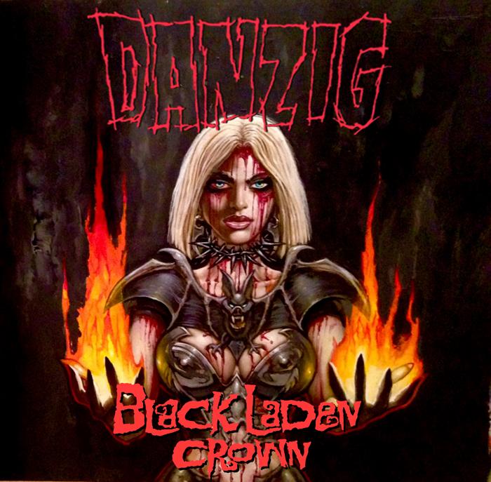 Danzig Black Laden Crown review