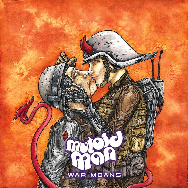 Mutoid Man War Moans review