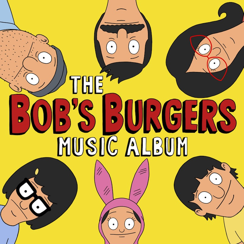 Bob's Burgers Music Album review