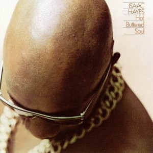 Isaac Hayes albums that begin with a cover