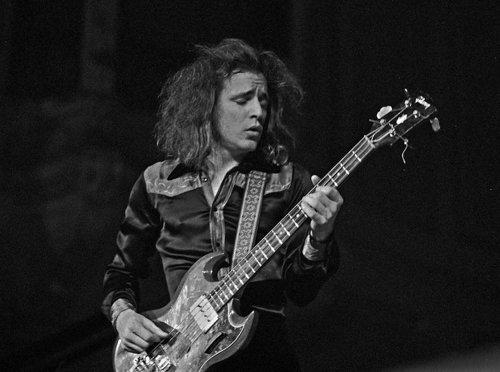 best bassists Jack Bruce