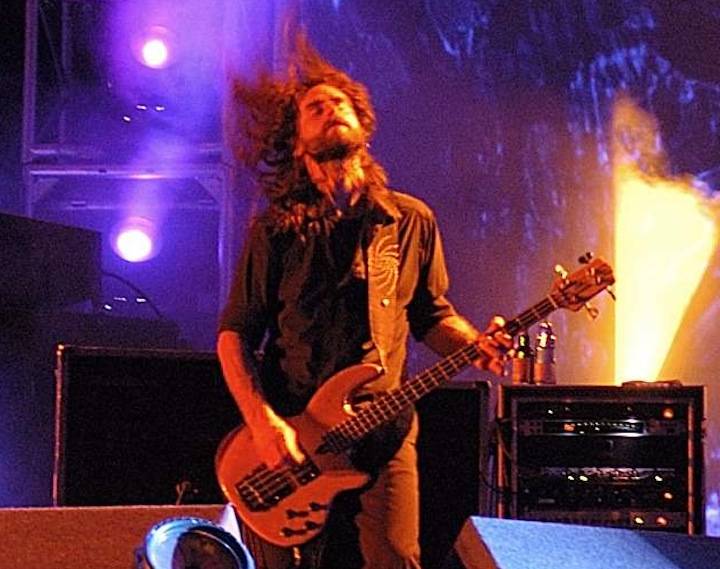 best bassists Justin Chancellor