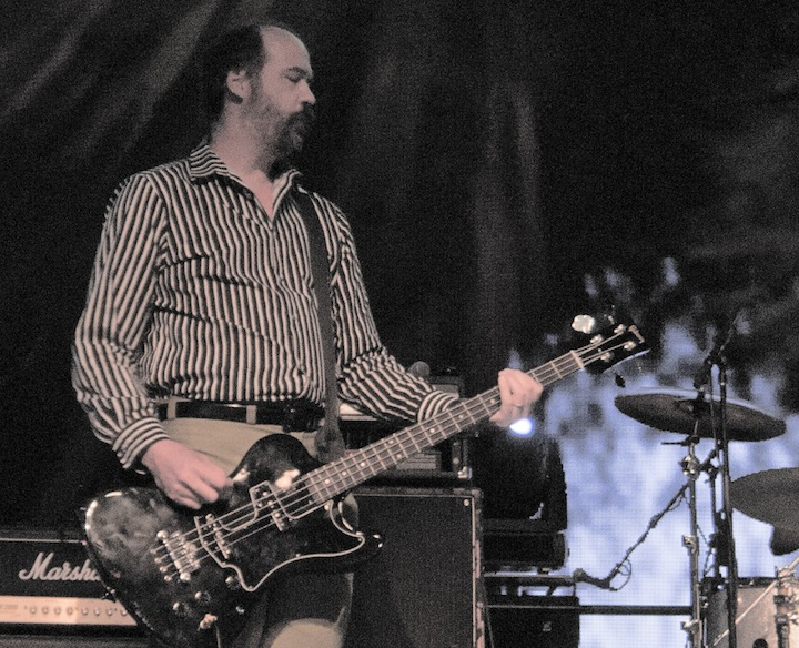 best bassists Krist Novoselic